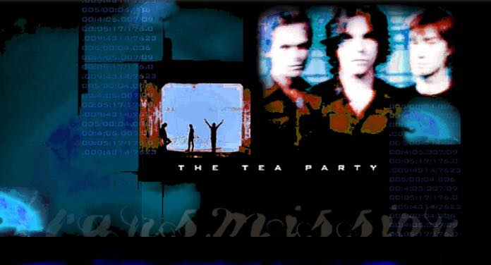 The Tea Party 20 Years of Transmission