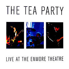 The Tea Party Live at the Enmore Theatre