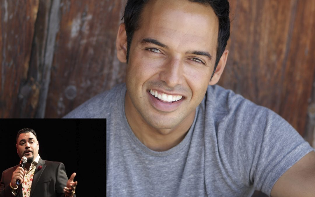 Shaun Majumder with Special Guest Hollywood Harv