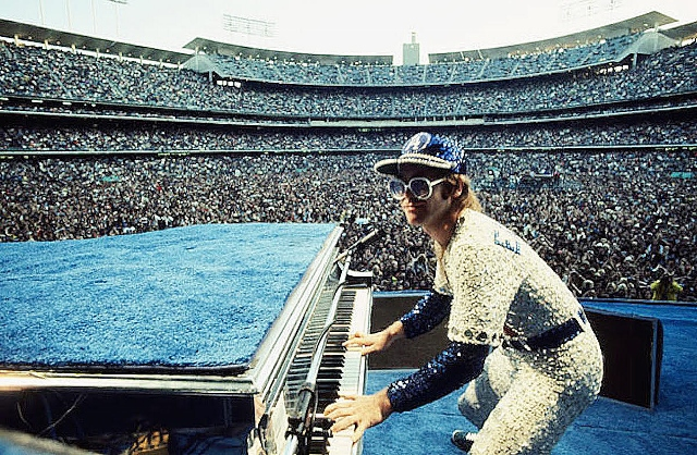 TOM'S 10: A ticket scam to watch for, new Strokes for folks, and see some iconic photos of Elton John