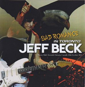 Jeff Beck Bad Romance