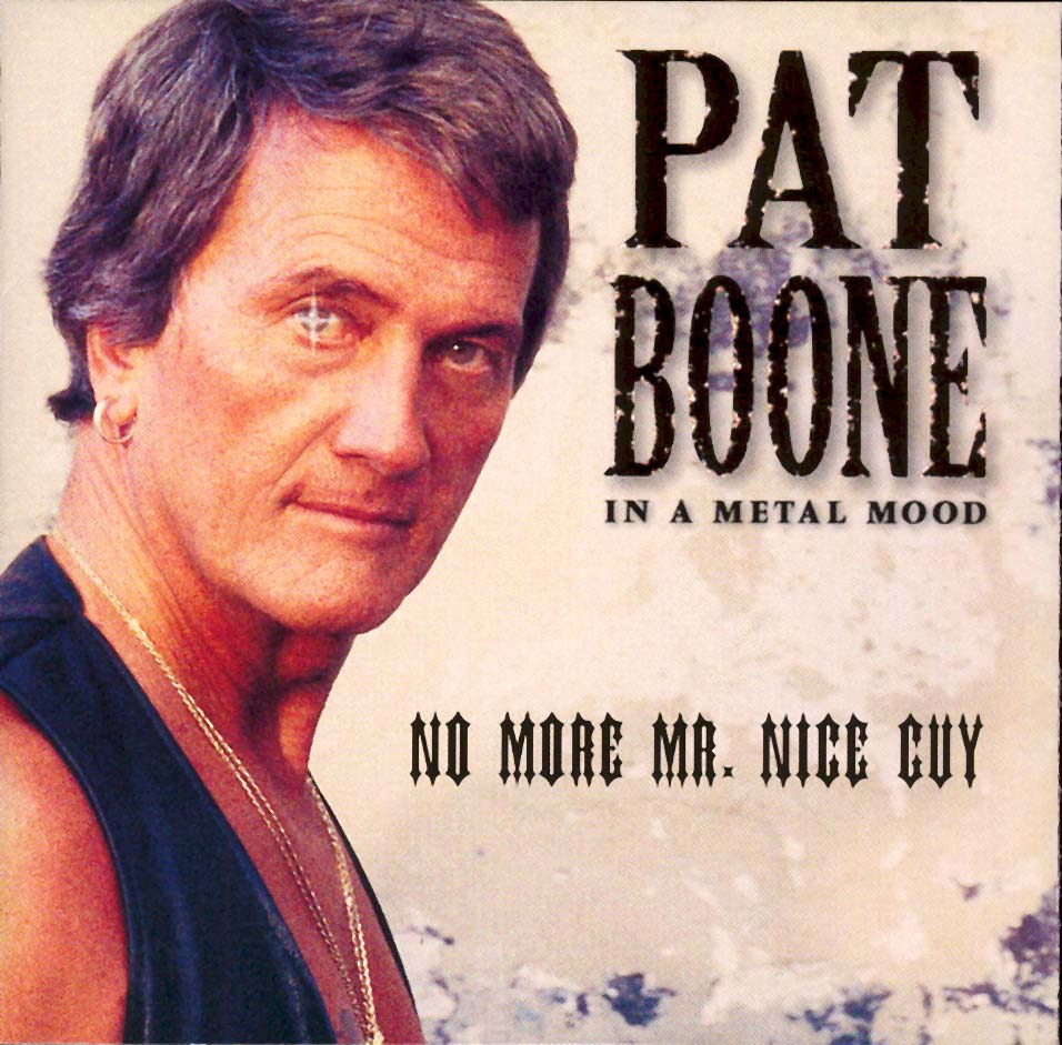 Pat Boone In a Metal Mood