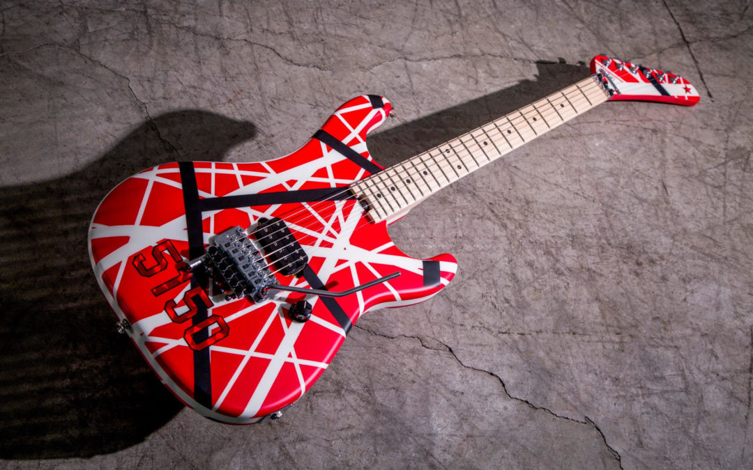 ROCK.IT.BOY NEWS: Most expensive guitars, AC/DC powers up, and goodbye Eddie Van Halen